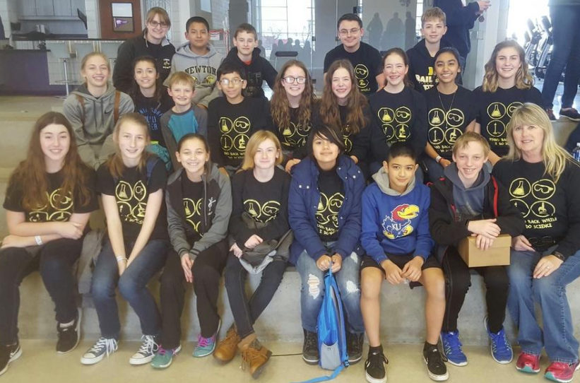CMS Science Olympiad Team