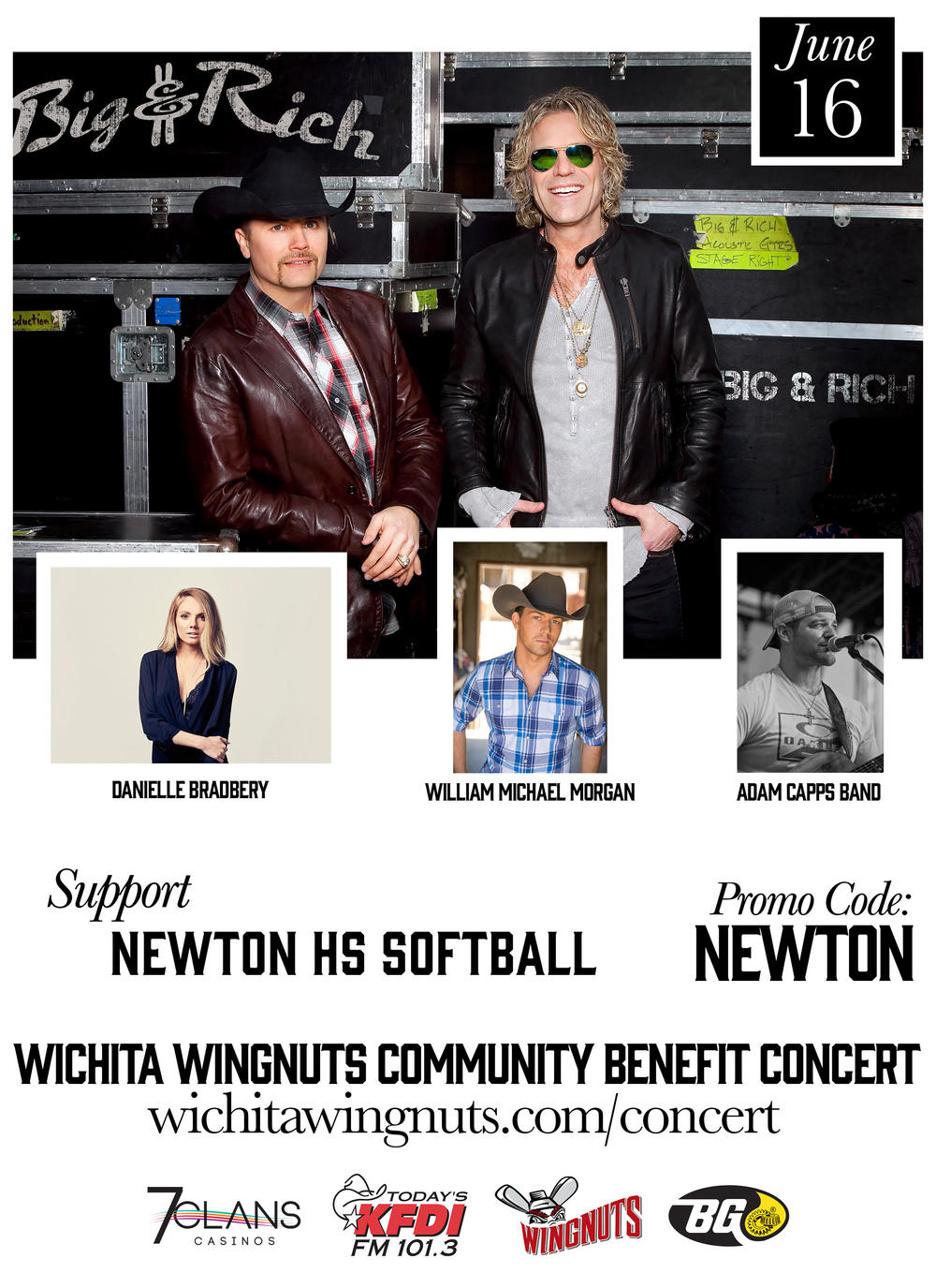 NHS Softball Benefit Concert
