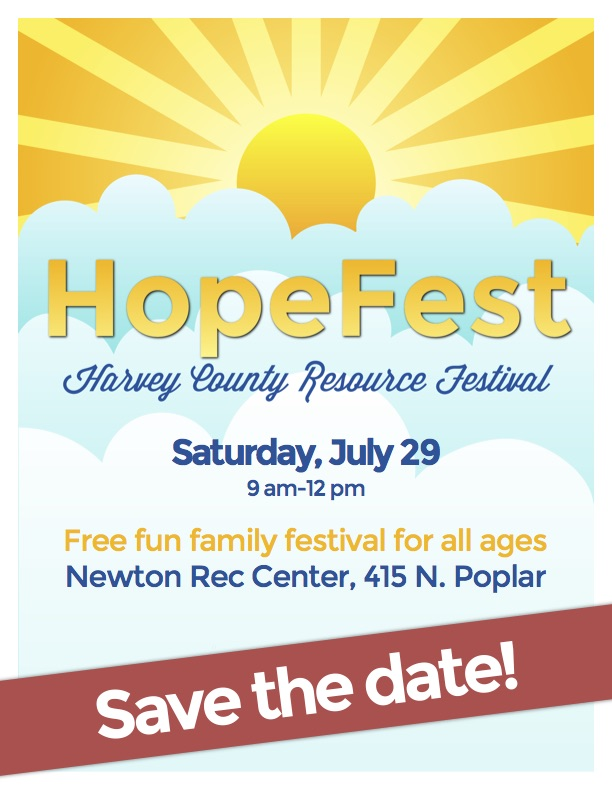HopeFest Save the Date