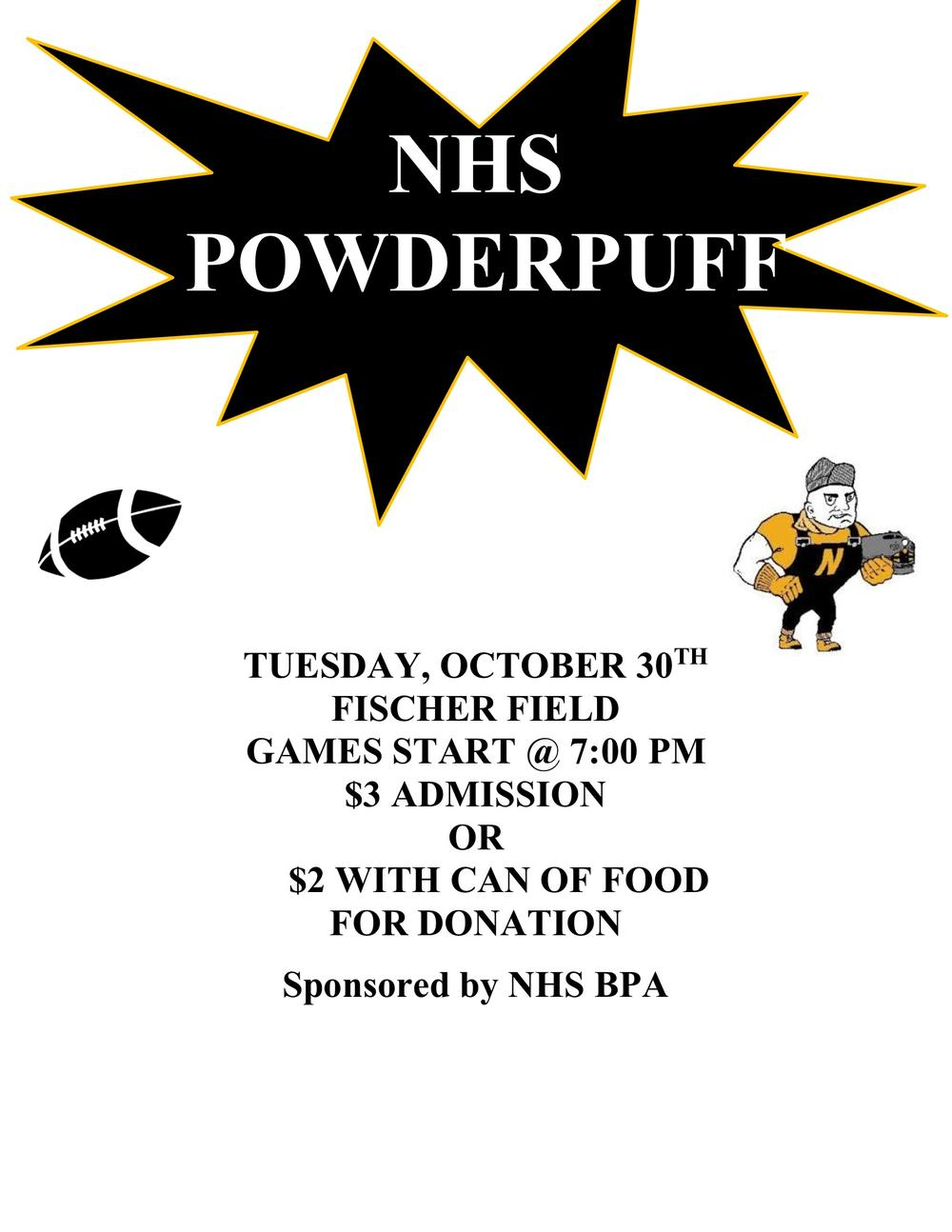 NHS Powderpuff