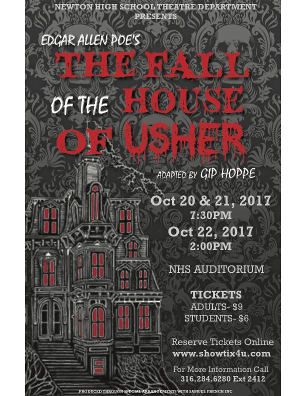 NHS Play- House of Usher