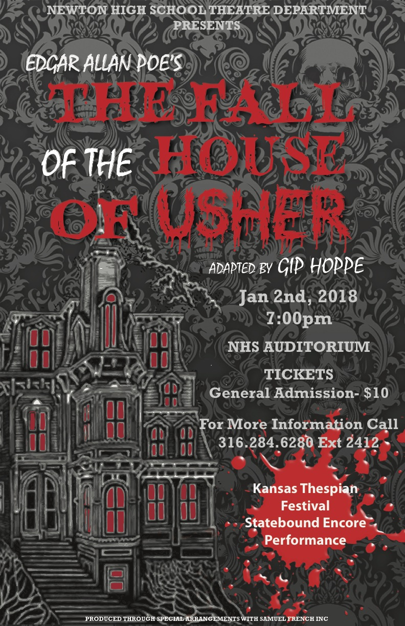 NHS HOUSE OF USHER STATE