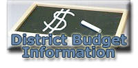 District Budget Information