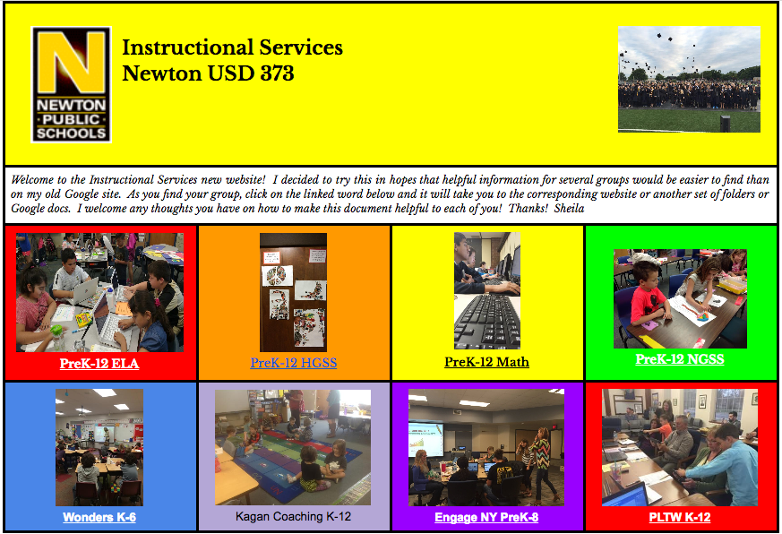 Instructional Services Image
