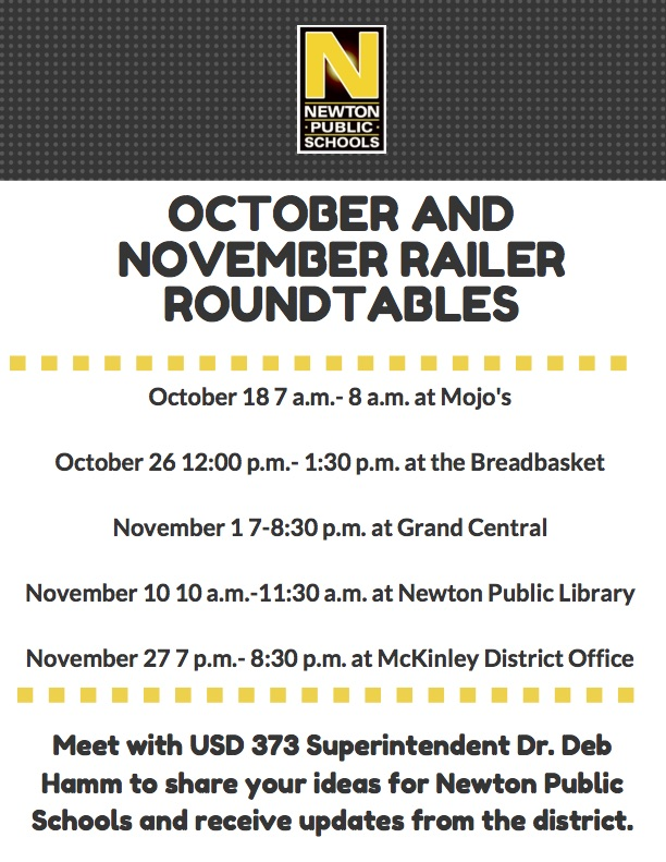Railer Roundtables Oct